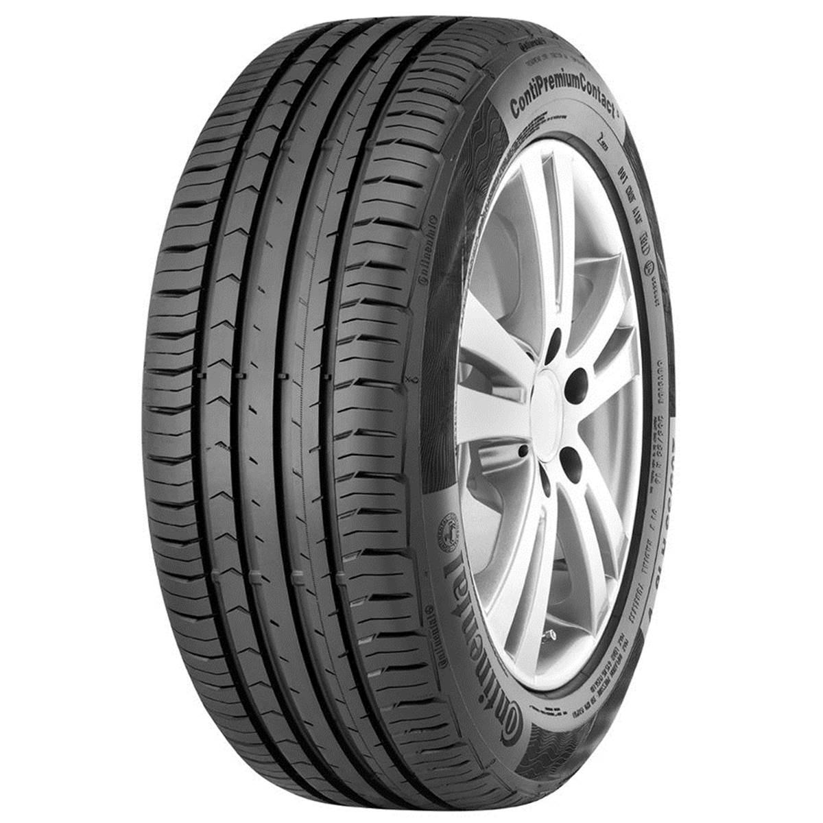 pneu continental 235 55 r17 99v m+s
