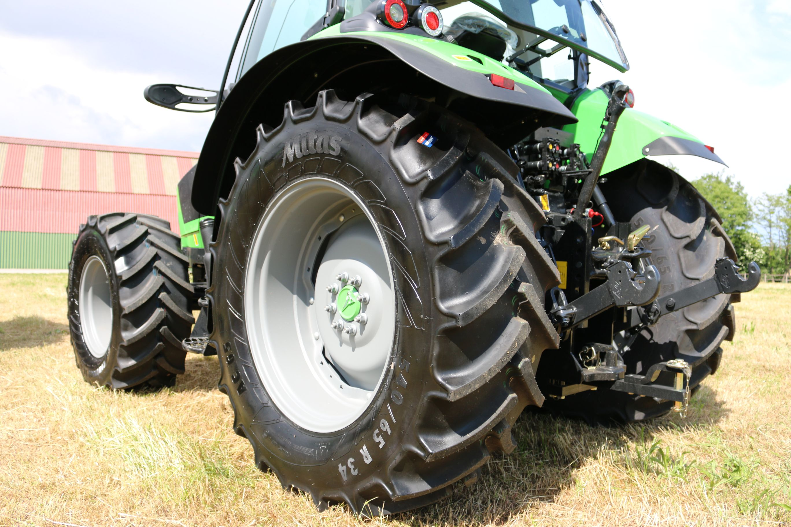 pneu continental agricole