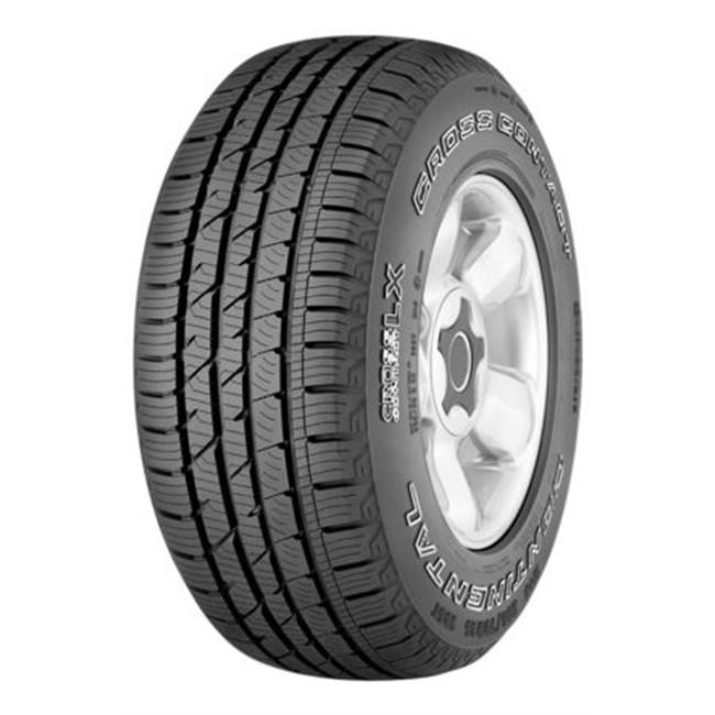 pneu continental crosscontact lx m s 215 65 r16 98h