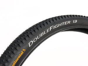 pneu continental double fighter iii