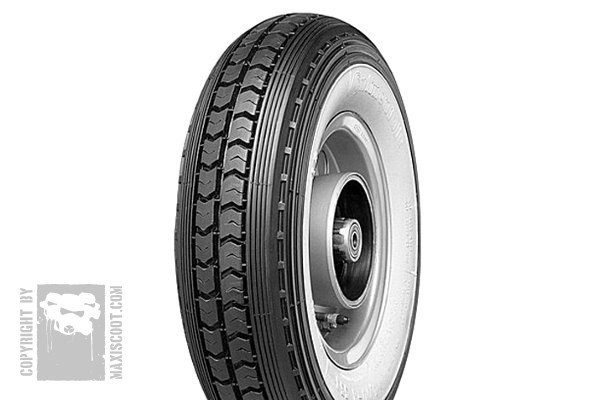 pneu continental flanc blanc