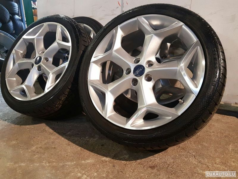 pneu continental ford focus