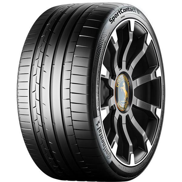 pneu continental garantie