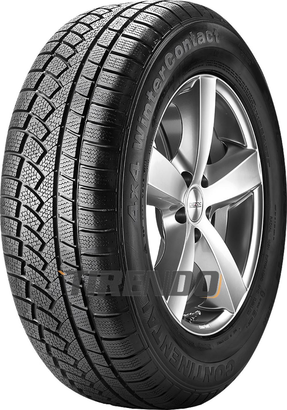 pneu continental hiver 4×4