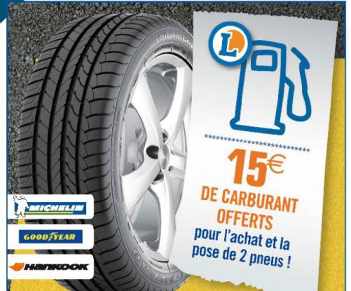 pneu continental leclerc auto