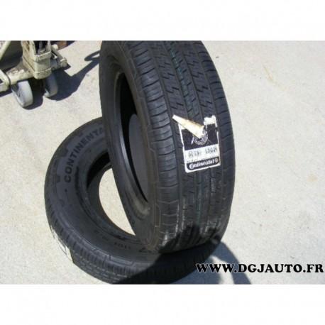 pneu continental neuf