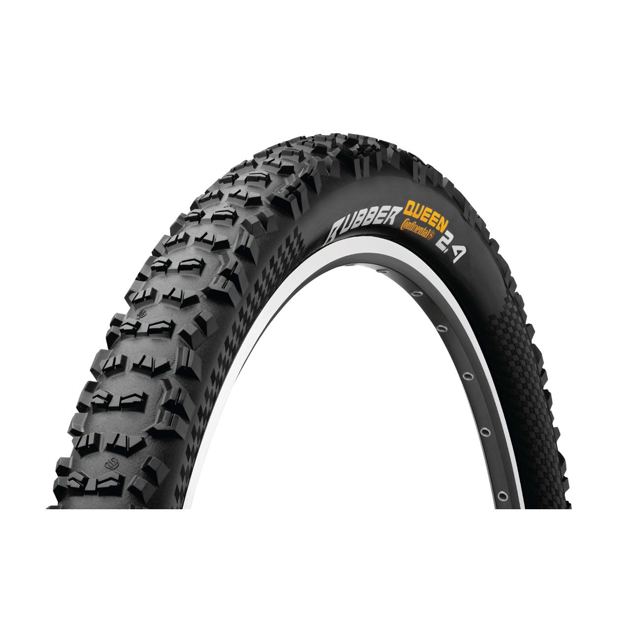 pneu continental rubber queen 2.4