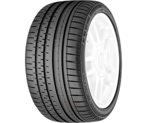 pneu continental sportcontact 2 225 40 r18 92y
