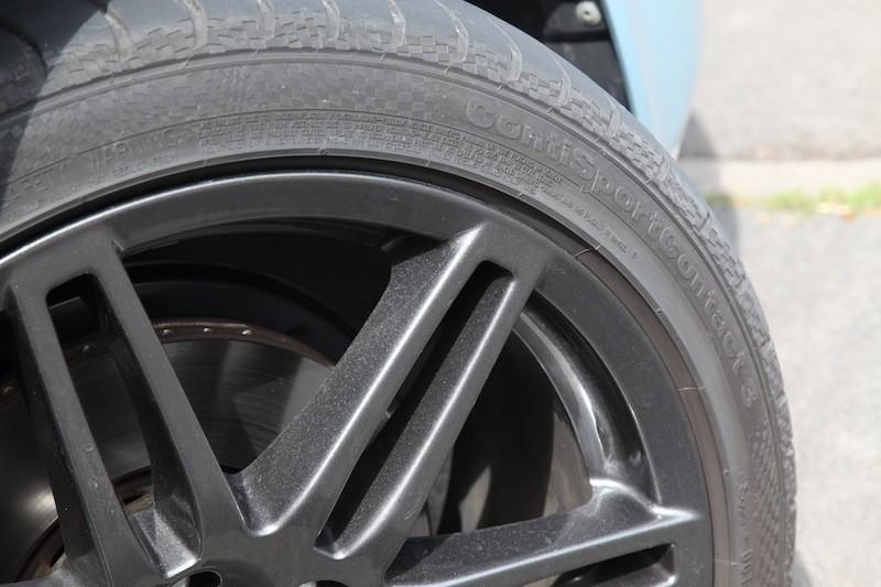 pneu continental sportcontact 3 avis