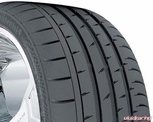 pneu continental sportcontact 3