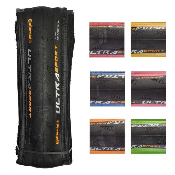 pneu continental ultra sport 700x23 souple