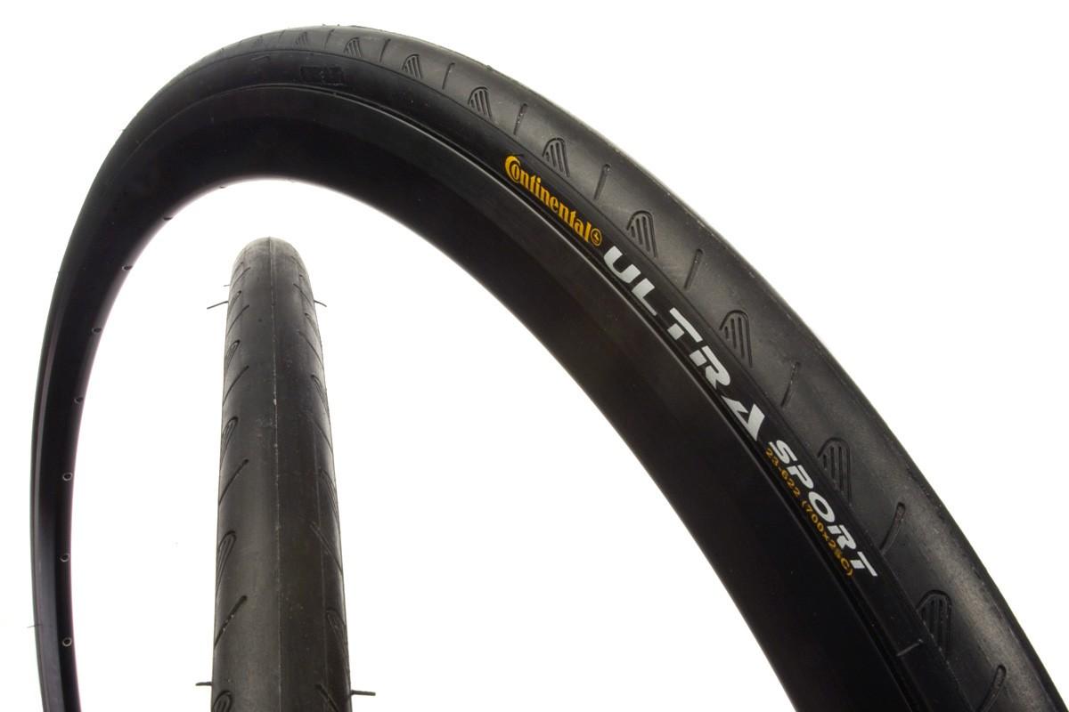 pneu continental ultra sport ii 700x25c souple