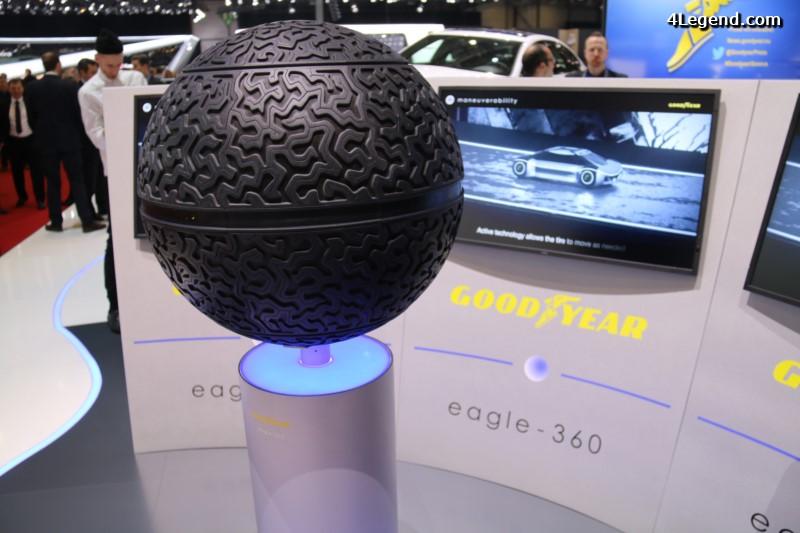 pneu goodyear 360