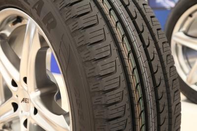 pneu goodyear efficientgrip suv