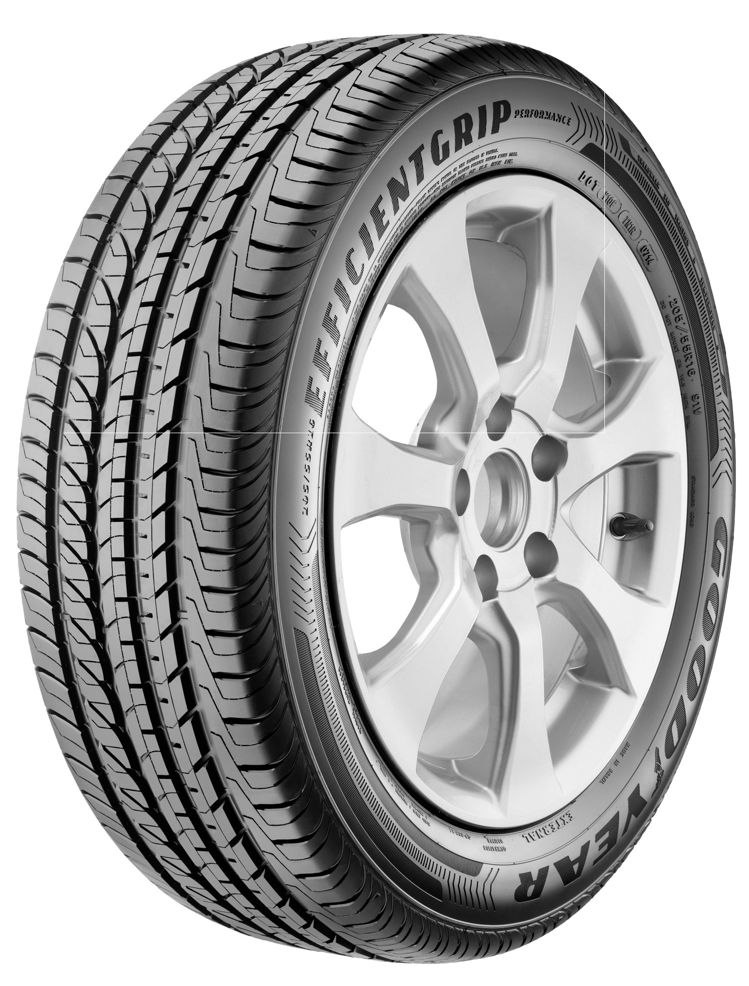 pneu goodyear fluence