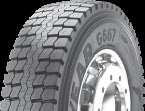 pneu goodyear g 686