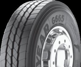 pneu goodyear g665
