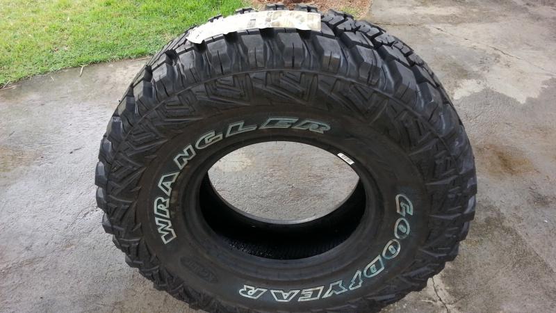 pneu goodyear mud