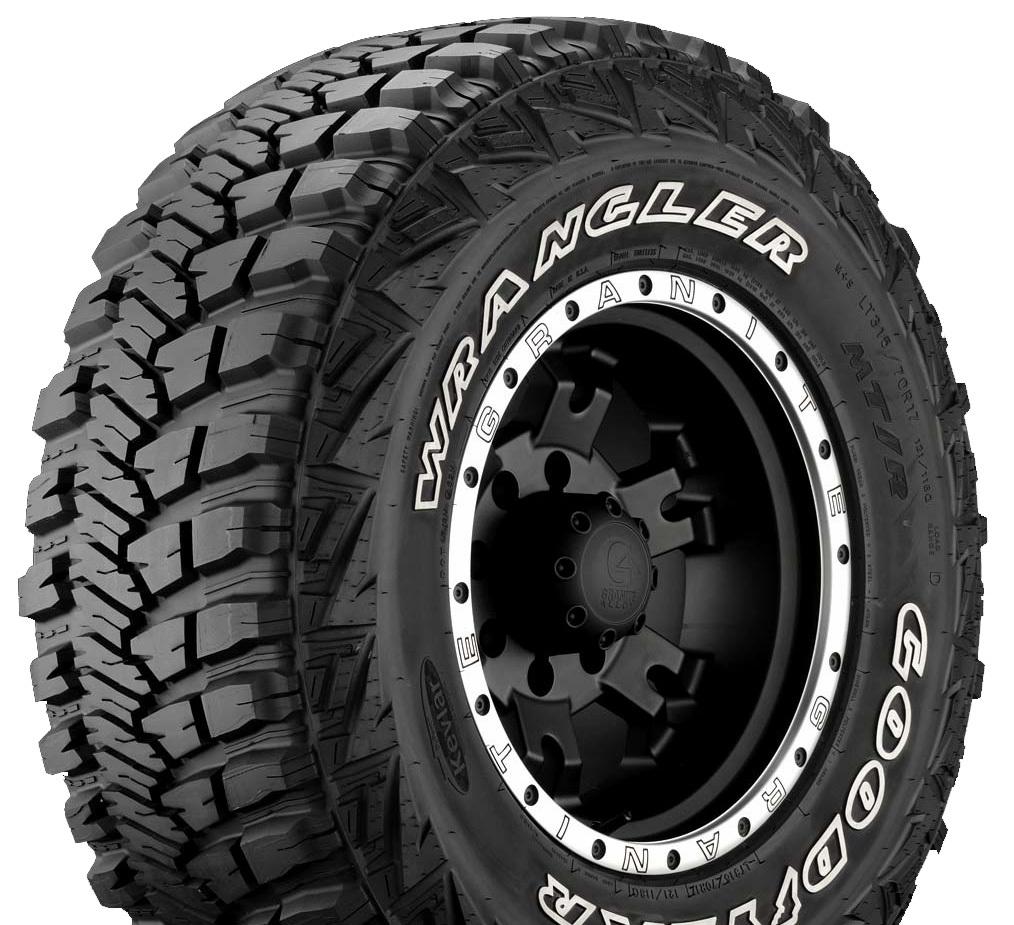 pneu goodyear pour 4×4