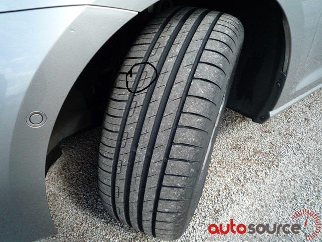 pneu goodyear sens de rotation