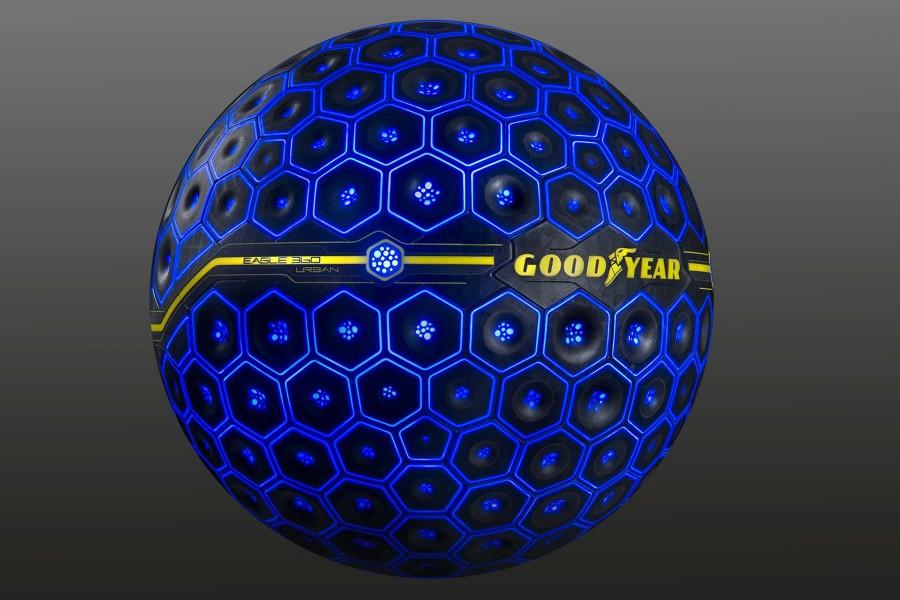 pneu goodyear spherique