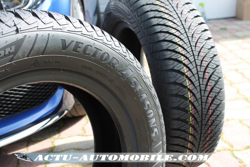 pneu goodyear vector 4 seasons g2