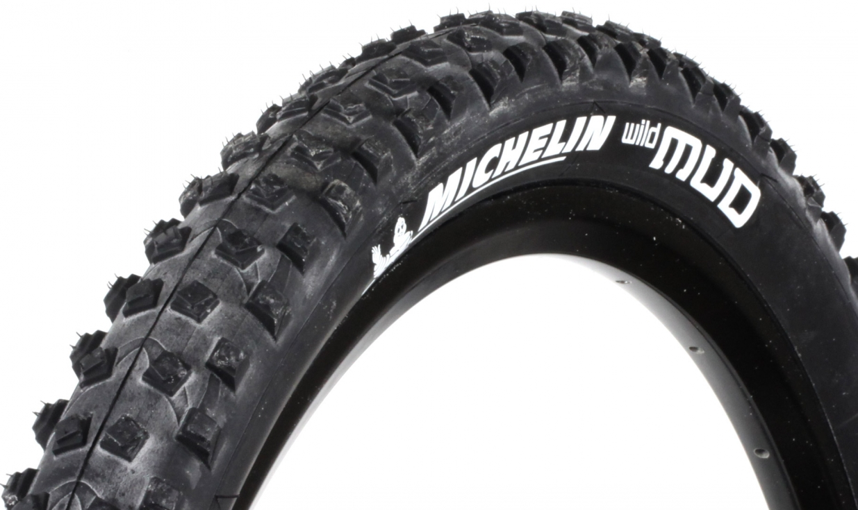 pneu michelin mud