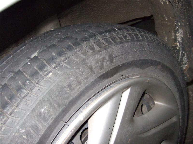 pneu michelin qui eclate