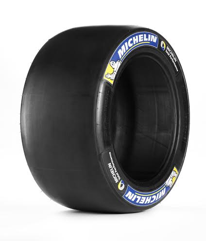 pneu michelin slick