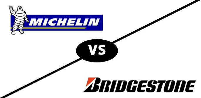 pneu michelin vs bridgestone