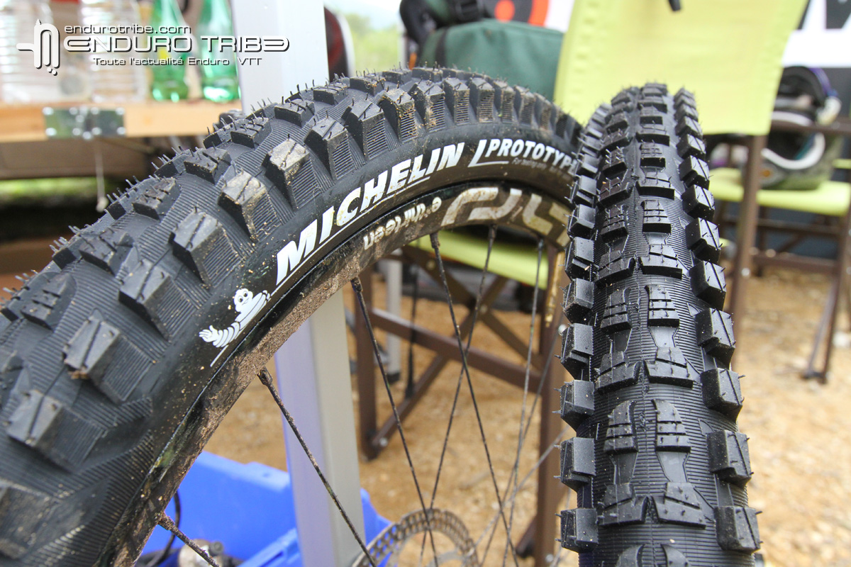 pneu michelin vtt enduro