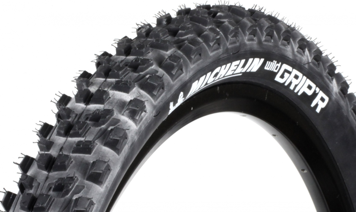 pneu michelin wild grip'r advanced