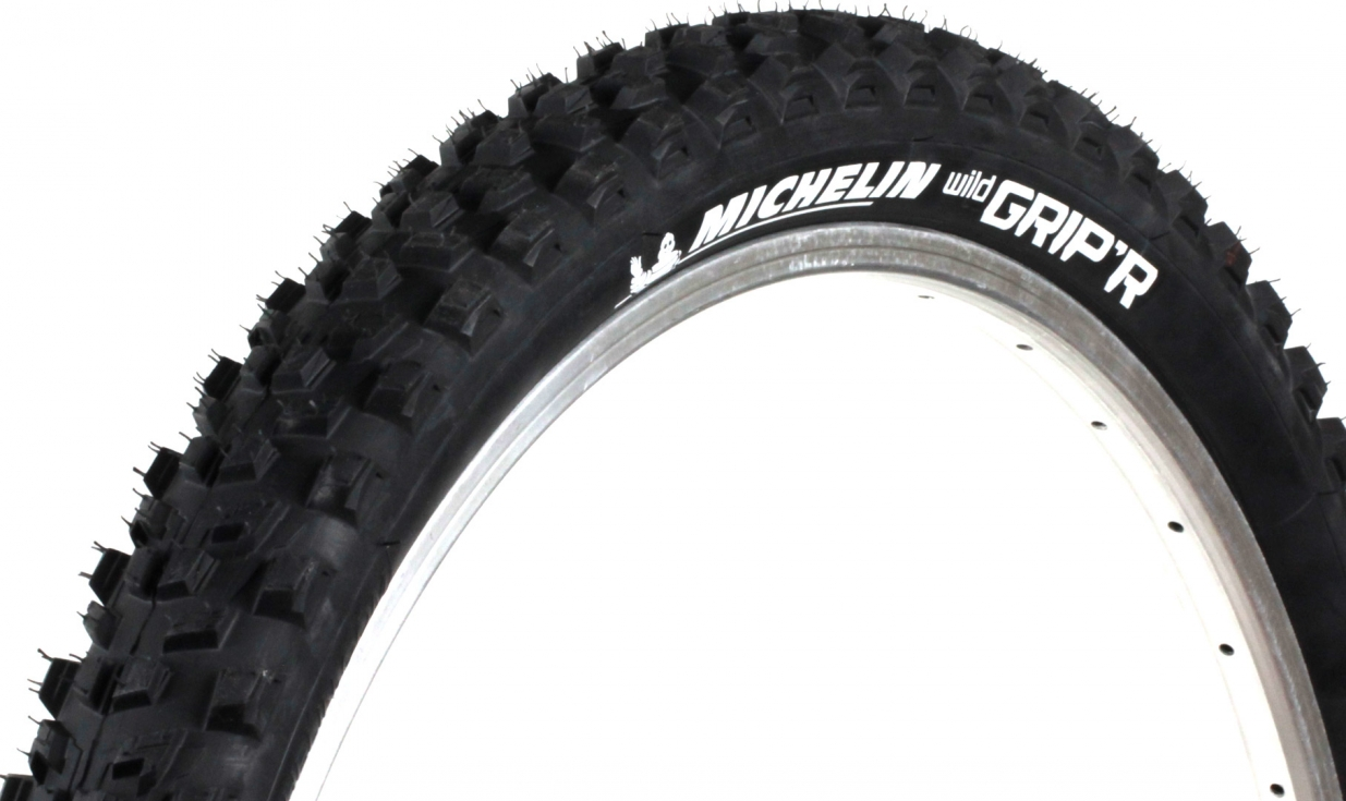 pneu michelin wild grip