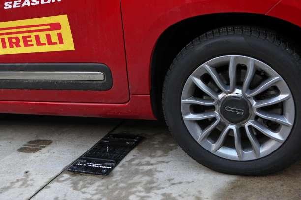 pneu pirelli anti crevaison