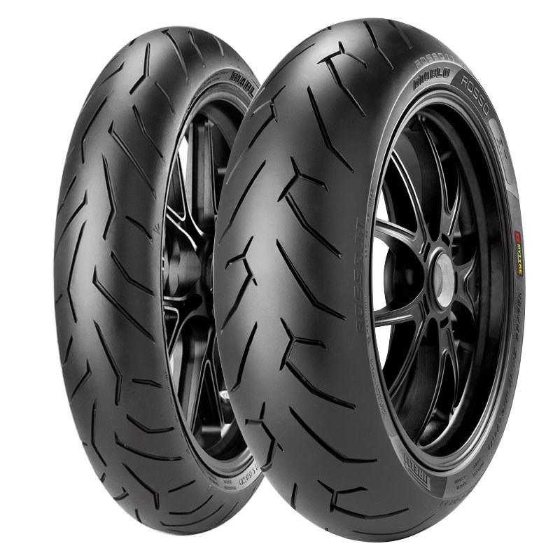 pneu pirelli de moto