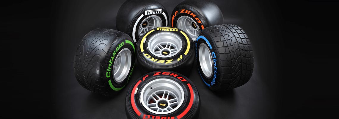 pneu pirelli f1