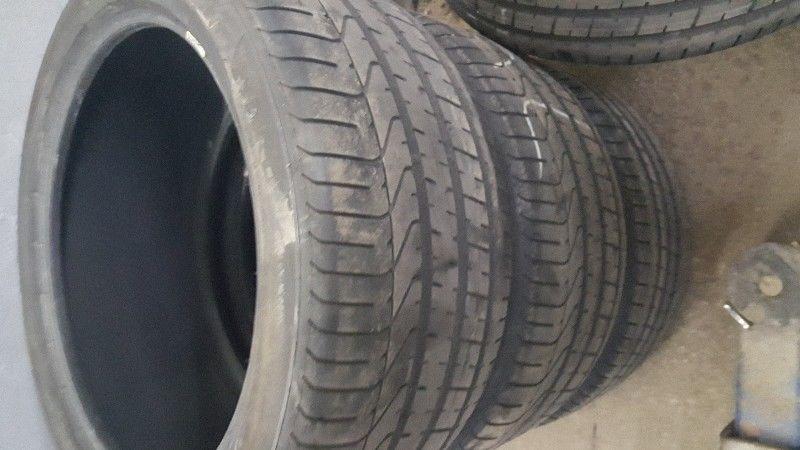pneu pirelli haute performance