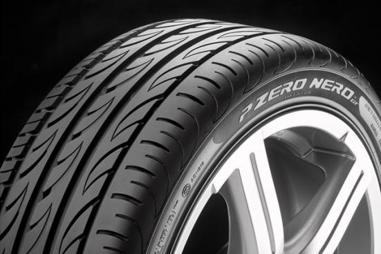 pneu pirelli nero