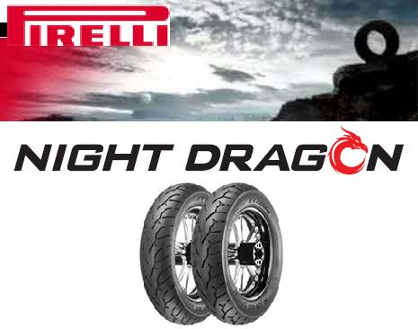 pneu pirelli night dragon harley