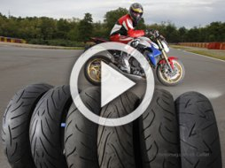 pneu pirelli ou michelin moto