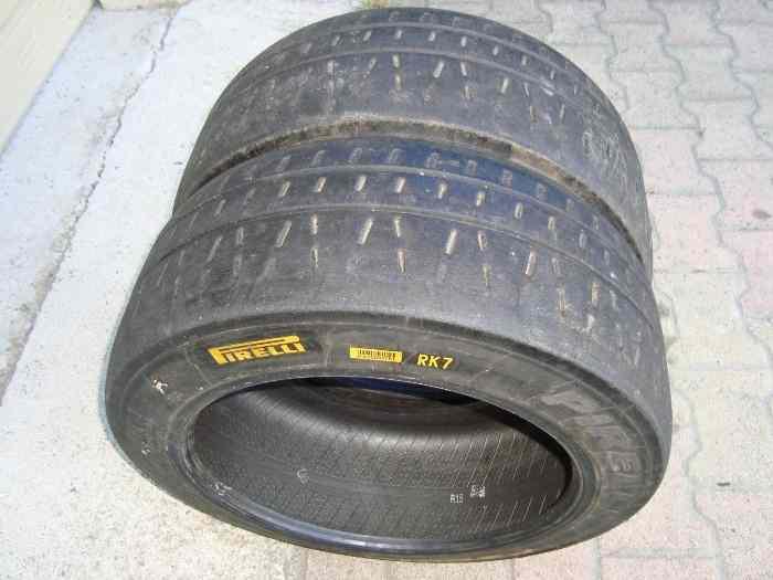 pneu pirelli rk5