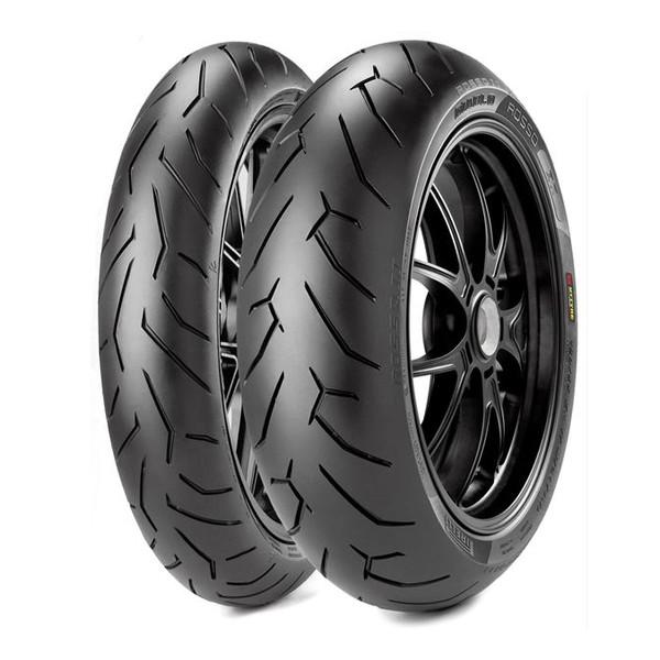 pneu pirelli rosso 2