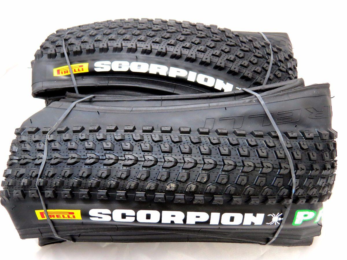 pneu pirelli scorpion pro kevlar mtb 26 x 2.20 aps