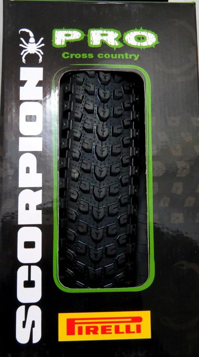 pneu pirelli scorpion pro kevlar mtb 29 x 2.20