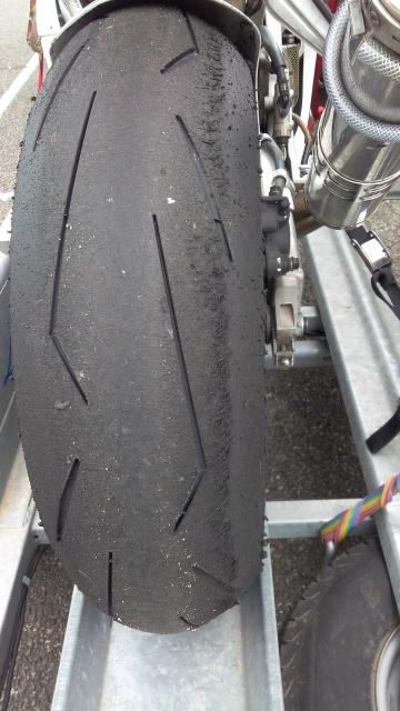 pneu pirelli usure